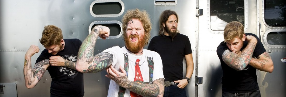 Mastodon, Bandito - Mastodon's songs are still brilliant although the show was painful to watch