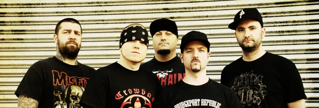Hatebreed, Backfire!, My City Burning - Live For This