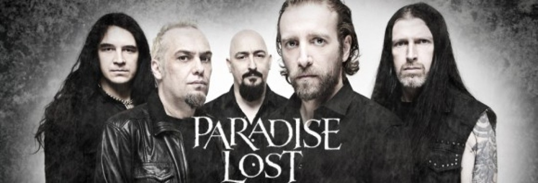 Paradise Lost - Doom/Death in Utrecht!