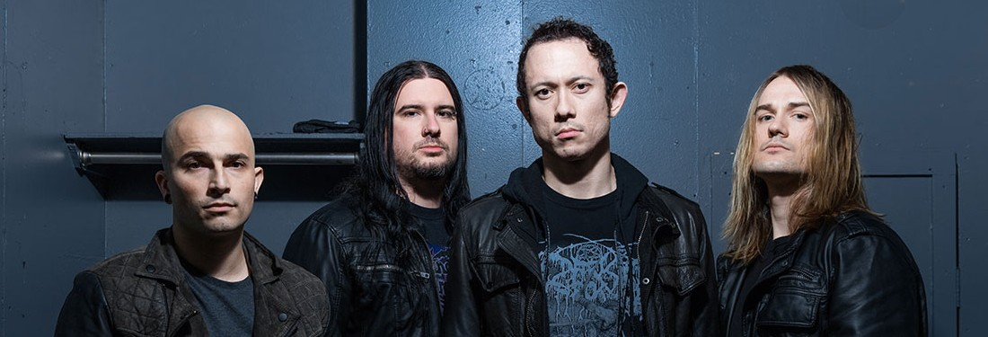 Trivium, Martyr,  - An intimate show during festival season