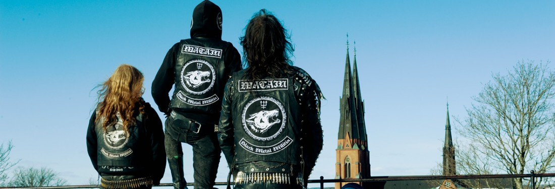 Watain's 'The Wild Hunt' cracks german top 20