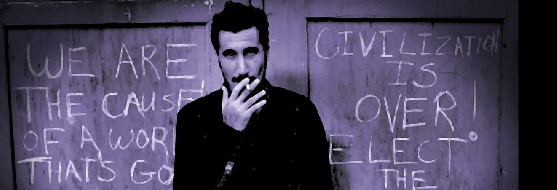 Serj Tankian 'concerned' about 'evidence' of syrian regime's use of chemical weapons