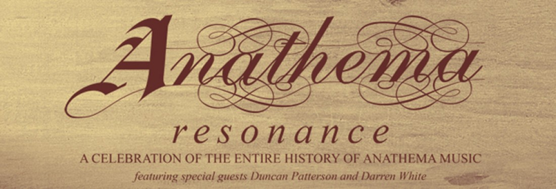 Anathema To Play Special 'Resonance' Set At Roadburn 2015; To Be Joined By Former Members Duncan Patterson and Darren White
