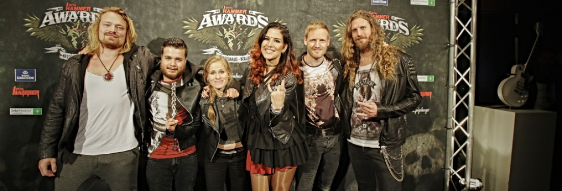 Delain, The Charm The Fury - A special show in Haarlem with a very special guest