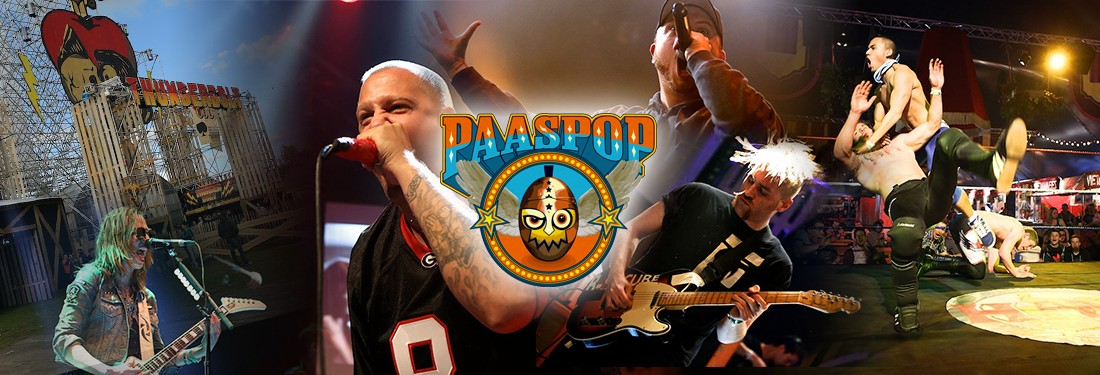 Paaspop 2014 - Musical entertainment and more