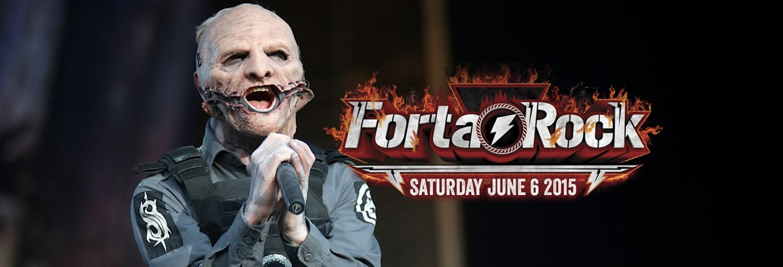Fortarock 2015 - Not as big, but just as successful as previous editions