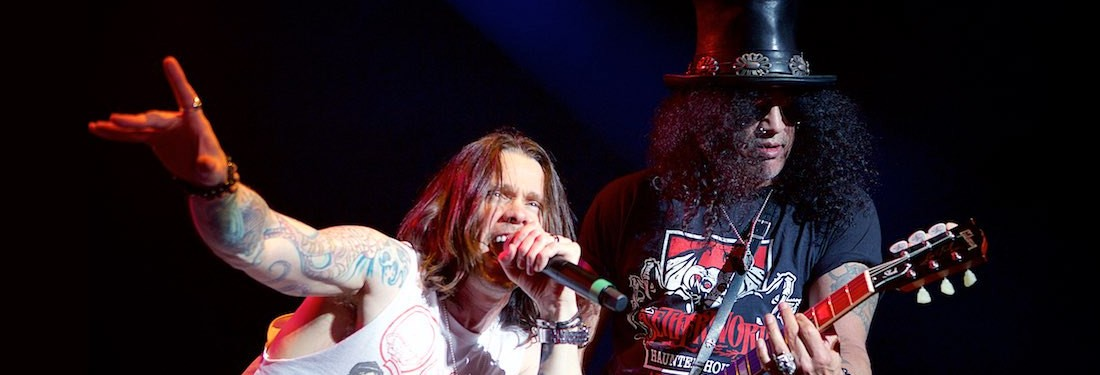 Slash featuring Myles Kennedy & The Conspirators, Monster Truck - World on Fire world tour