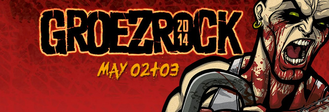 Groezrock - NOFX, The Offspring, The Hives, Descendents and many more!