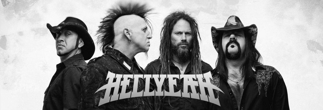 Metalrage Recommends: HellYeah - The first headline show of this supergroup in The Netherlands