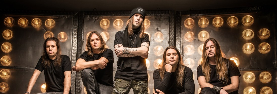 Children Of Bodom, Insomnium, Medeia - They showed how to perform well once again