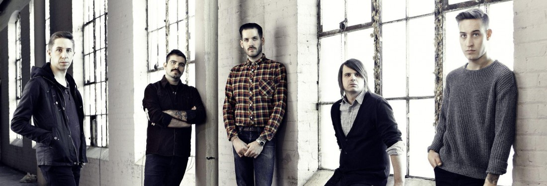 Silverstein, Cancer Bats, Note To Amy - Den Bosch takeover!