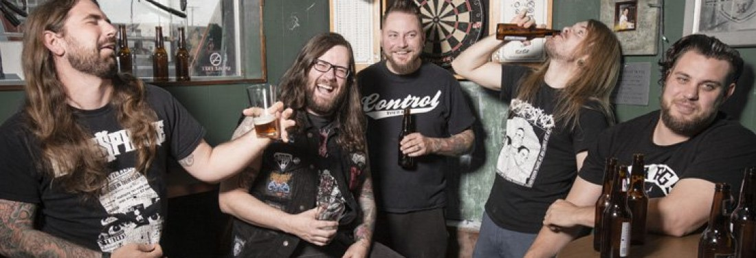 The Black Dahlia Murder, Benighted, Resistance - A real fest during