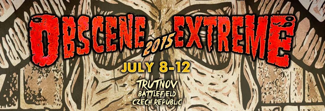 Obscene Extreme - Obscene Extreme Fest 2015