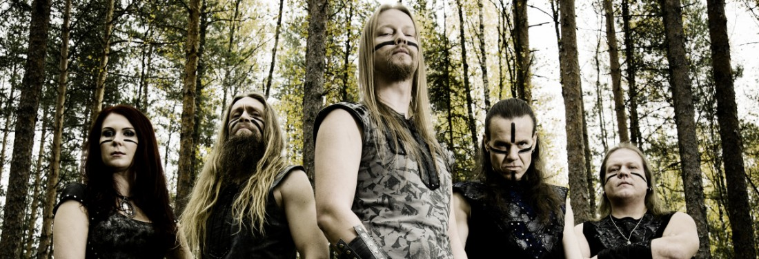 Ensiferum, Insomnium, Omnium Gatherum - They showed how much fun a band could have on stage
