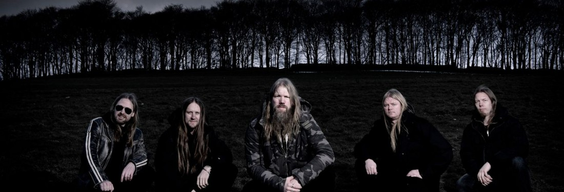 Amon Amarth, Carcass, Hell - Drinking from an empty horn