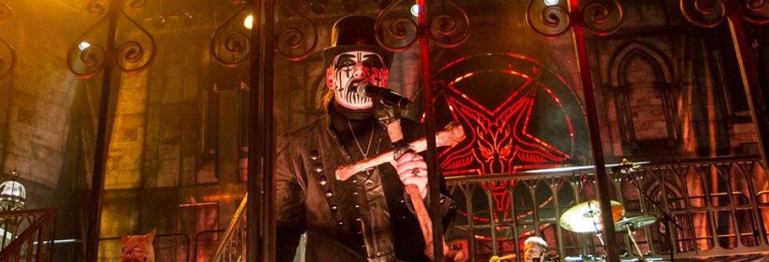 King Diamond - More than just an enjoyable horror show