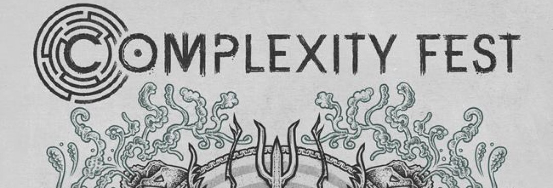 Win 2x2 free tickets for Complexity Fest in Haarlem!