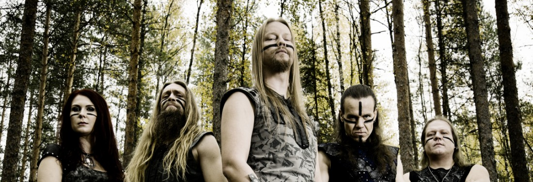 Win 2x2 tickets for Ensiferum in Patronaat