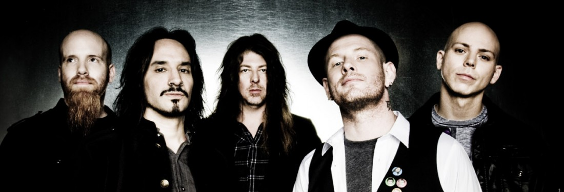 Stone Sour, Astrosoniq - Supported by Dutch rockers