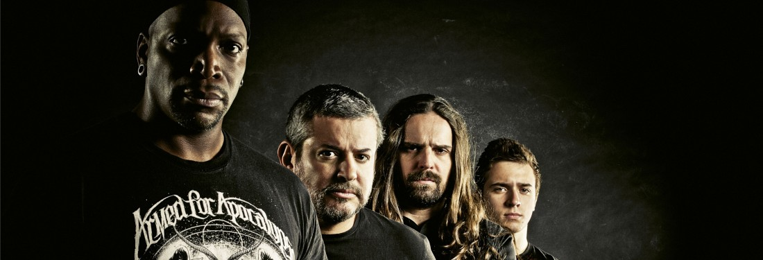 Sepultura: new album cover artwork, track listing revealed